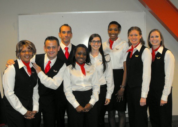 Flight Attendant Uniforms, now with more style than ever!