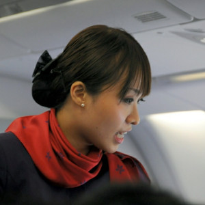 Becoming a flight attendant might be easier than you think!